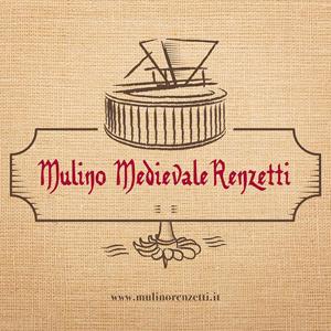 logo Mulino Medievale Renzetti a San Giustino