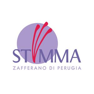 Logo Stimma Zafferano Perugia