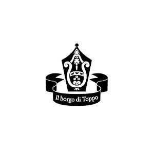 logo Il Borgo di Toppo a Città di Castello