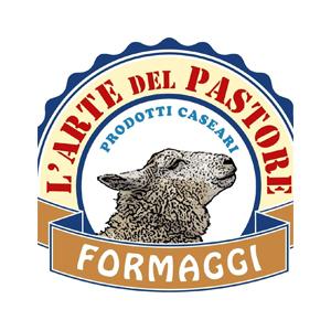 Logo L'Arte del Pastore, Cascia