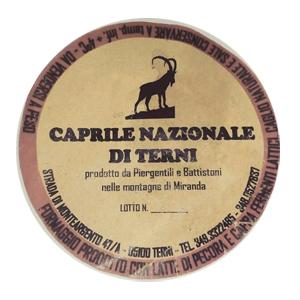 Logo Caprile Nazionale Piergentili, Terni